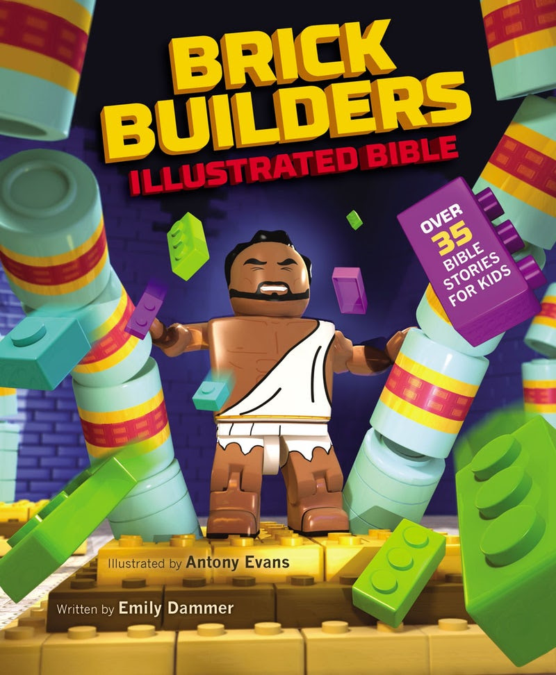Brick Builders Bible GIVEAWAY!