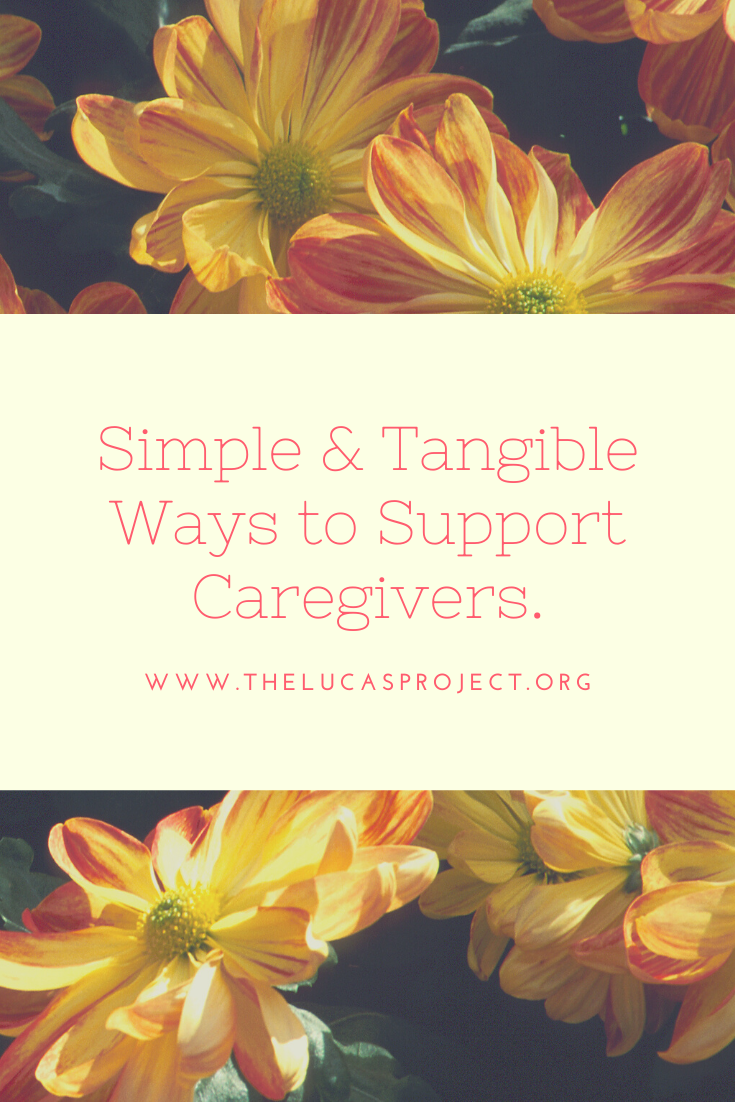 Simple Ways to Support Special Needs Caregivers