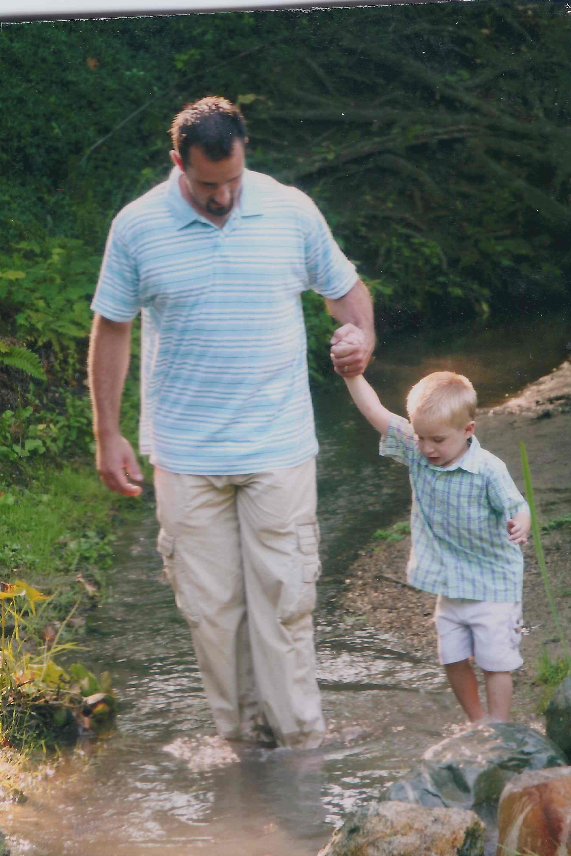 When My Dad Died. Understanding Childhood Grief