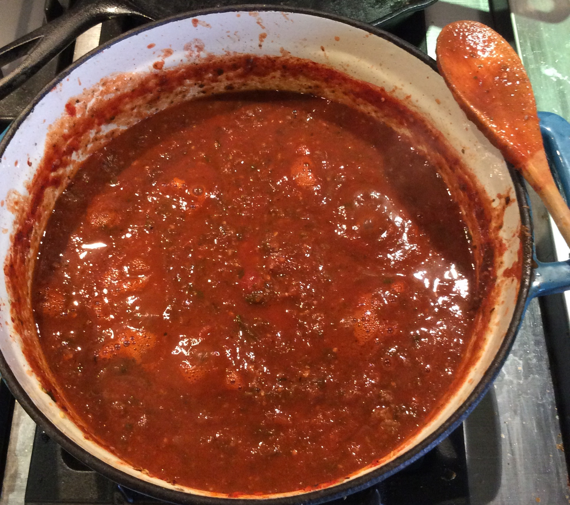 Pure Goodness Spaghetti Sauce Recipe