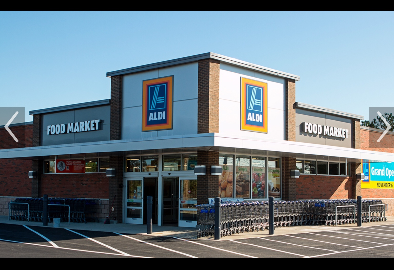 Aldi & Raging Women – Lessons in Grace.