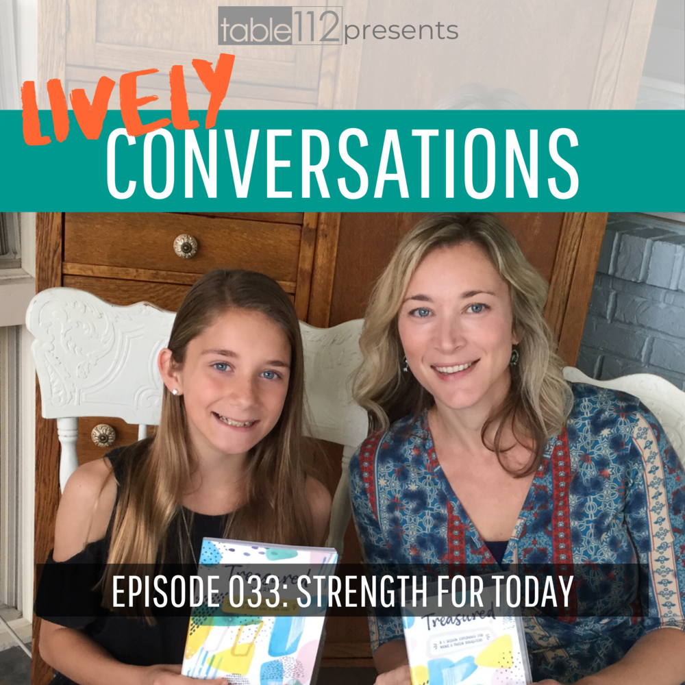 Lively Conversations Podcast Interview With Mabel.